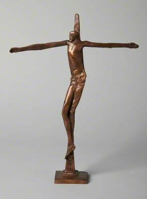 Maquette for Crucifix