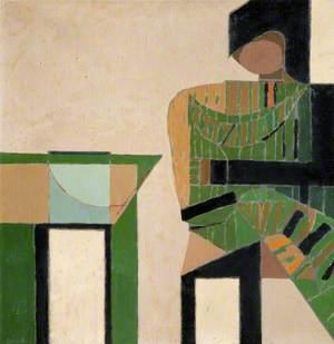 Figure beside a Table*