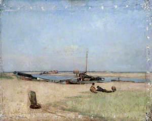 Estuary at Walberswick