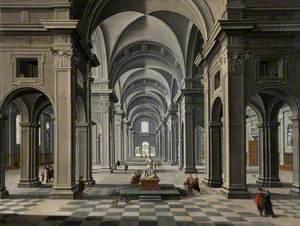 Interior of a Renaissance Church