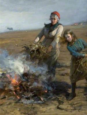 Burning the Shaws
