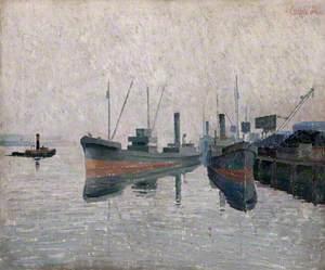 Coal Quay, Early Morning