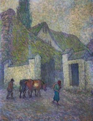 The Yard Gate, Mydlow