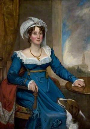 Mrs Francis Johnston, née Anne Barnes (1769–1841)