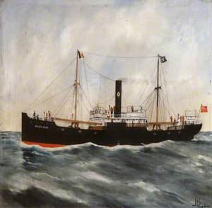SS 'Orlock Head'