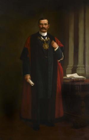Sir Robert McConnell, Lord Mayor of Belfast (1900)