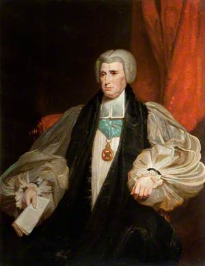 The Hon. and Most Reverend William Stuart (1755–1822), DD, Archbishop of Armagh (1800–1822)