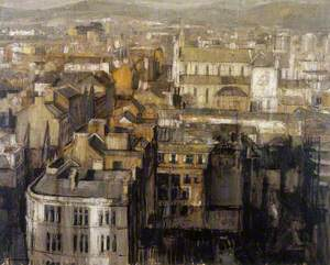 Belfast Landscape: St Anne's from River House