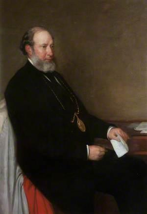 William Mullan, Mayor of Belfast (1866)