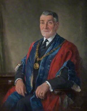 Thomas Gibson Henderson, High Sheriff of Belfast (1942)