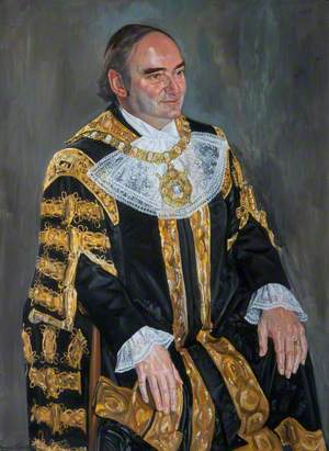Sir Myles Humphreys, The Right Honorable, The Lord Mayor of Belfast (1975–1977)