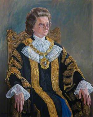 Grace Bannister, The Right Honorable, The Lord Mayor of Belfast (1981–1982)