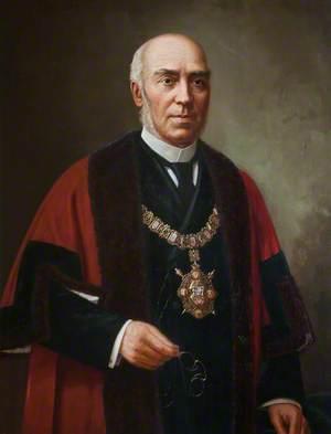 Sir William McCammond, Lord Mayor of Belfast (1894–1895)