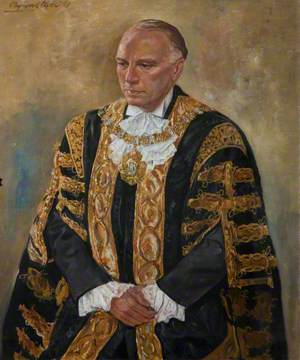 Major Sir William Cecil McKee, The Right Honourable, The Lord Mayor of Belfast (1957–1958)