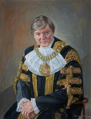 William Bradshaw Bell, The Right Honorable, The Lord Mayor of Belfast (1979–1980)