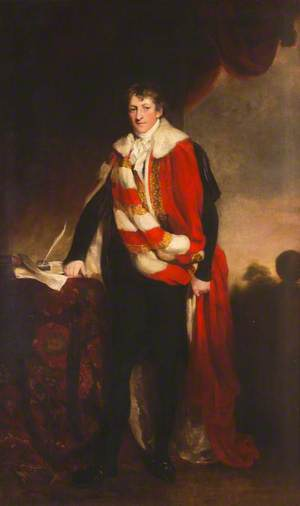 George Augustus Chichester (1769–1844), 2nd Marquess of Donegall