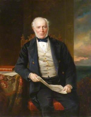 Sir James Hamilton (1815–1882), JP