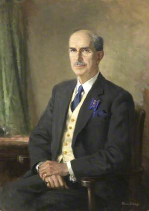 Captain Sir Kenneth Sinclair (1889–1973), DL, RNR