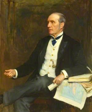 Sir James Musgrave (1829–1904), Bt, DL