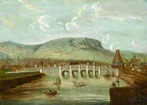 The Old Lagan Bridge
