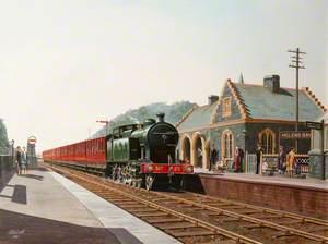 Helen's Bay Station