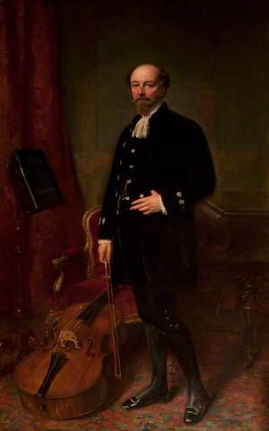 Robert Edward Ward (1818–1904)