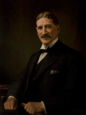 Hugh John McConville, Esq., Chairman of Newry Urban District Council for 21 Years (1909–1922 & 1929–1937)