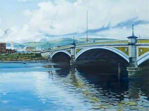 Albert Bridge, Belfast