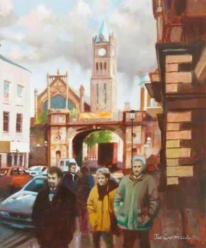 Shipquay Street, Londonderry