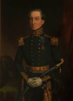 Major Edward J. Priestley, Deputy Inspector General, Constabulary of Ireland