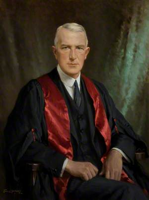 Professor Robert J. Johnstone (1872–1938)