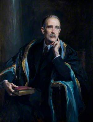 Sir Richard Winn Livingstone (1880–1960)
