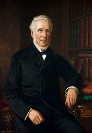 Reverend George Hill (1810–1900)