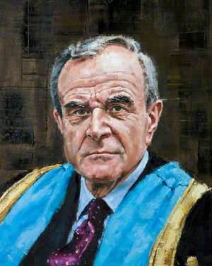 Professor Sir George Bain, Vice-Chancellor