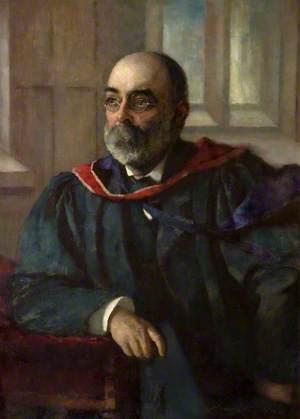 Professor Sir John Byers (1853–1920)