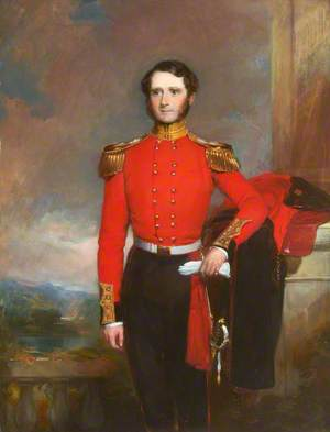 General A. Halifax Ferryman (1819–1897), CB, 89th Regiment (1840–1860)