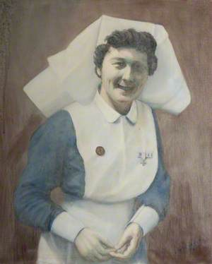 Sister Louisa Mills (1921–1962), MBE, Ulster Hospital for Children and Women