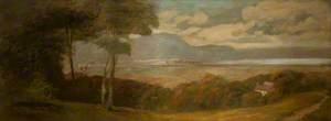 Belfast from Turf Lodge, 1830
