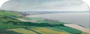 Coastal Landscape near Aberystwyth