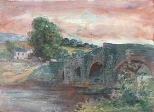 Dee Bridge at Cynwyd