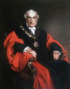Alderman John Gwynne James