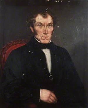 The Father of John Parry Jones