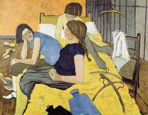 Bedsitter II with Coat Hangers