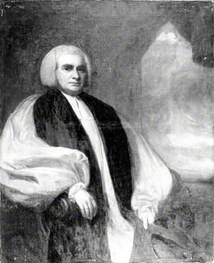 Dr John Warren, Bishop of Bangor