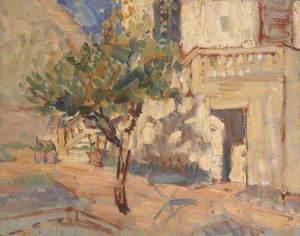 Street Scene, Mediterranean 2