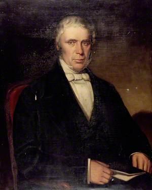 Robert Ellis of Ysgoldy (1808–1881)