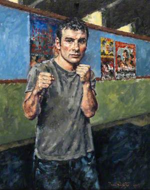 Joe Calzaghe (b.1972)