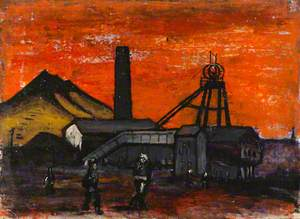 Miners and Colliery
