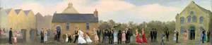 Wedding at Seion Chapel, St David's