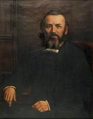 The Reverend David Phillips (1812–1904)